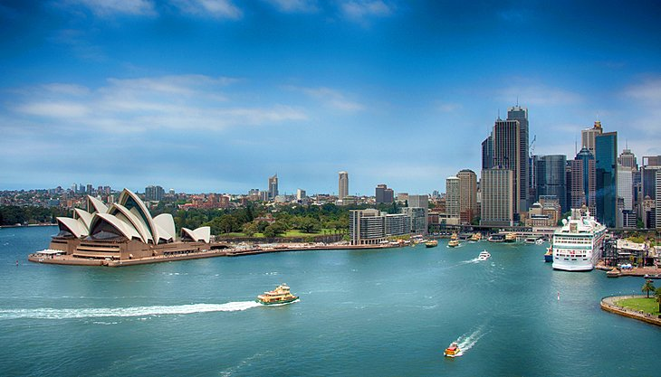 5 Places To Visit On Your Sydney Tour